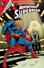 Adventures of Superman #22