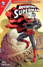 Adventures of Superman #25