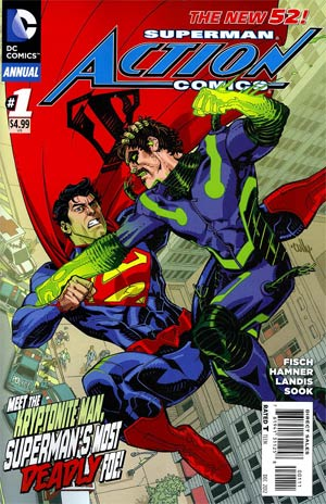 Action Comics Annual #1