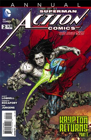 Action Comics Annual #2