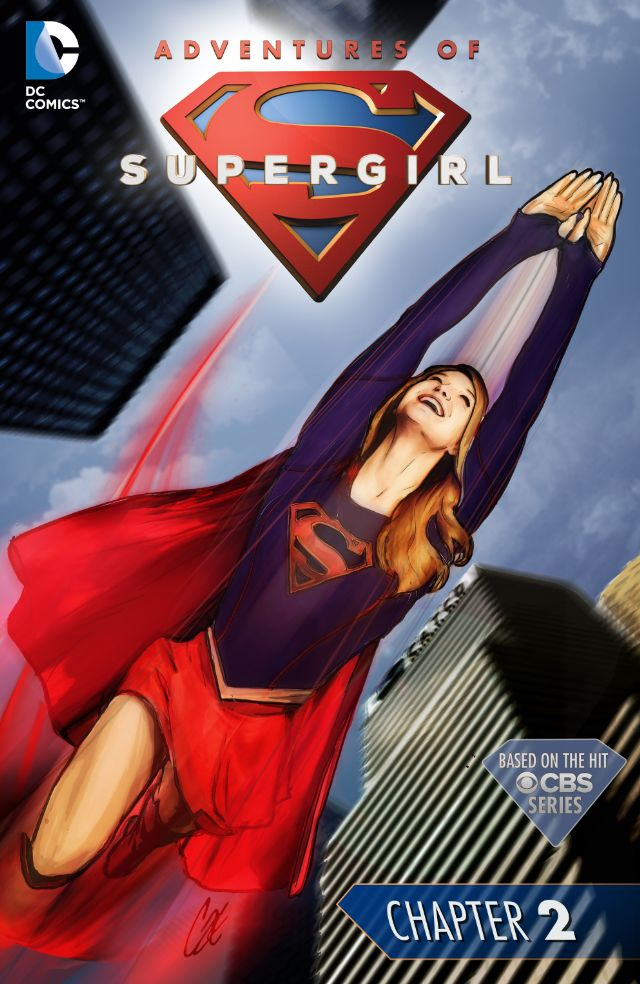 Adventures of Supergirl - Chapter #2