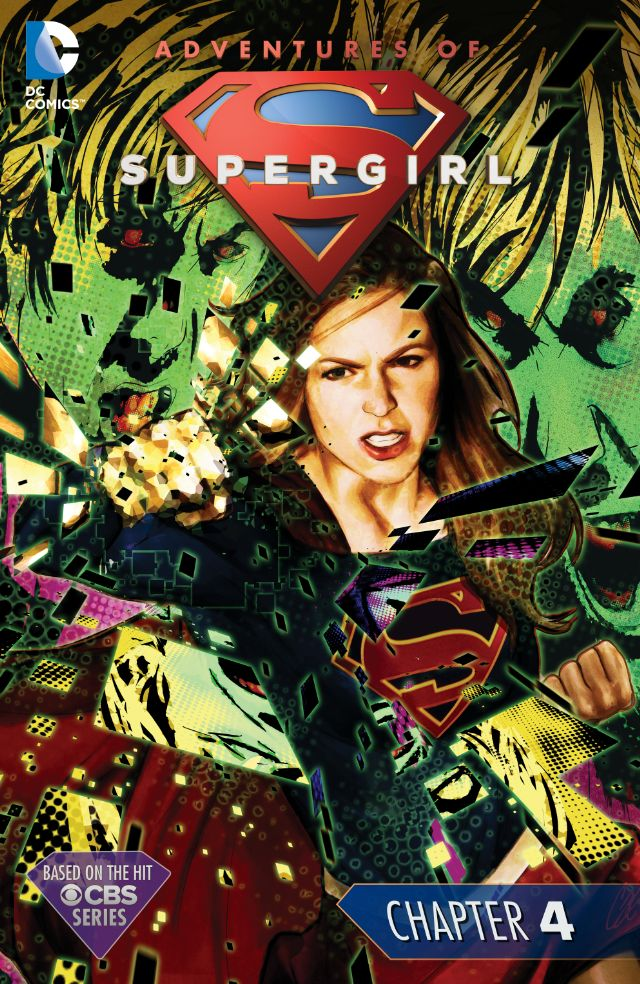 Adventures of Supergirl - Chapter #4