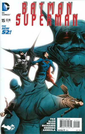 Batman/Superman #15
