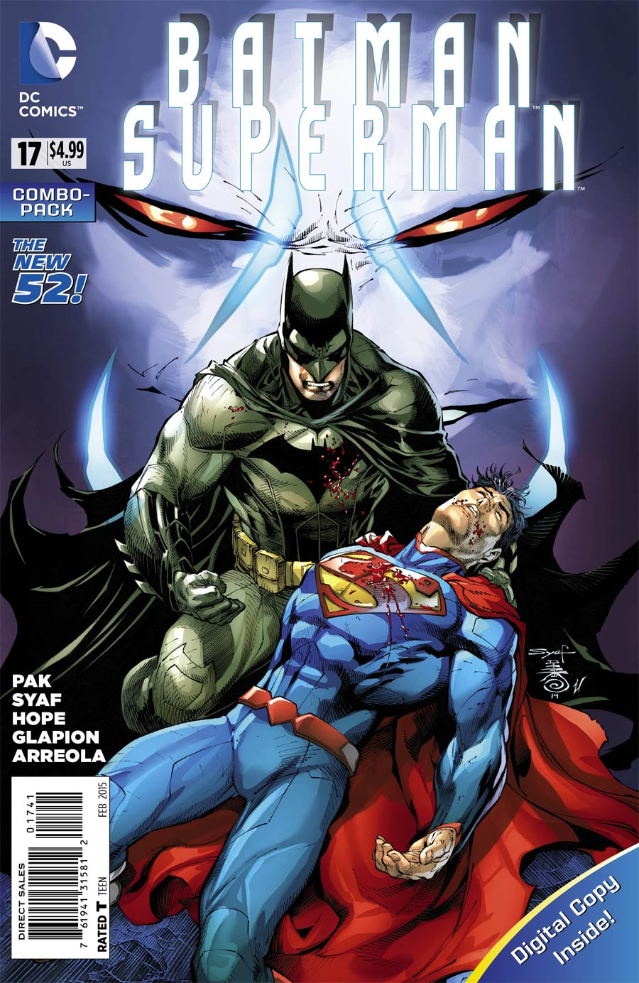 Batman/Superman #17