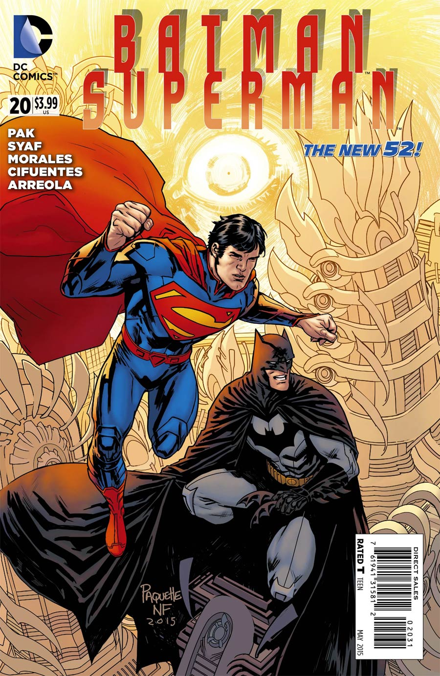 Batman/Superman #20