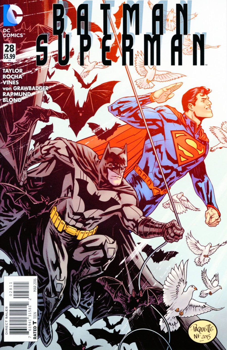 Batman/Superman #28