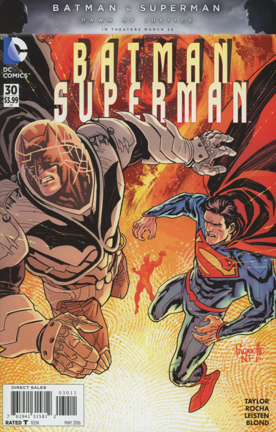 Batman/Superman #30