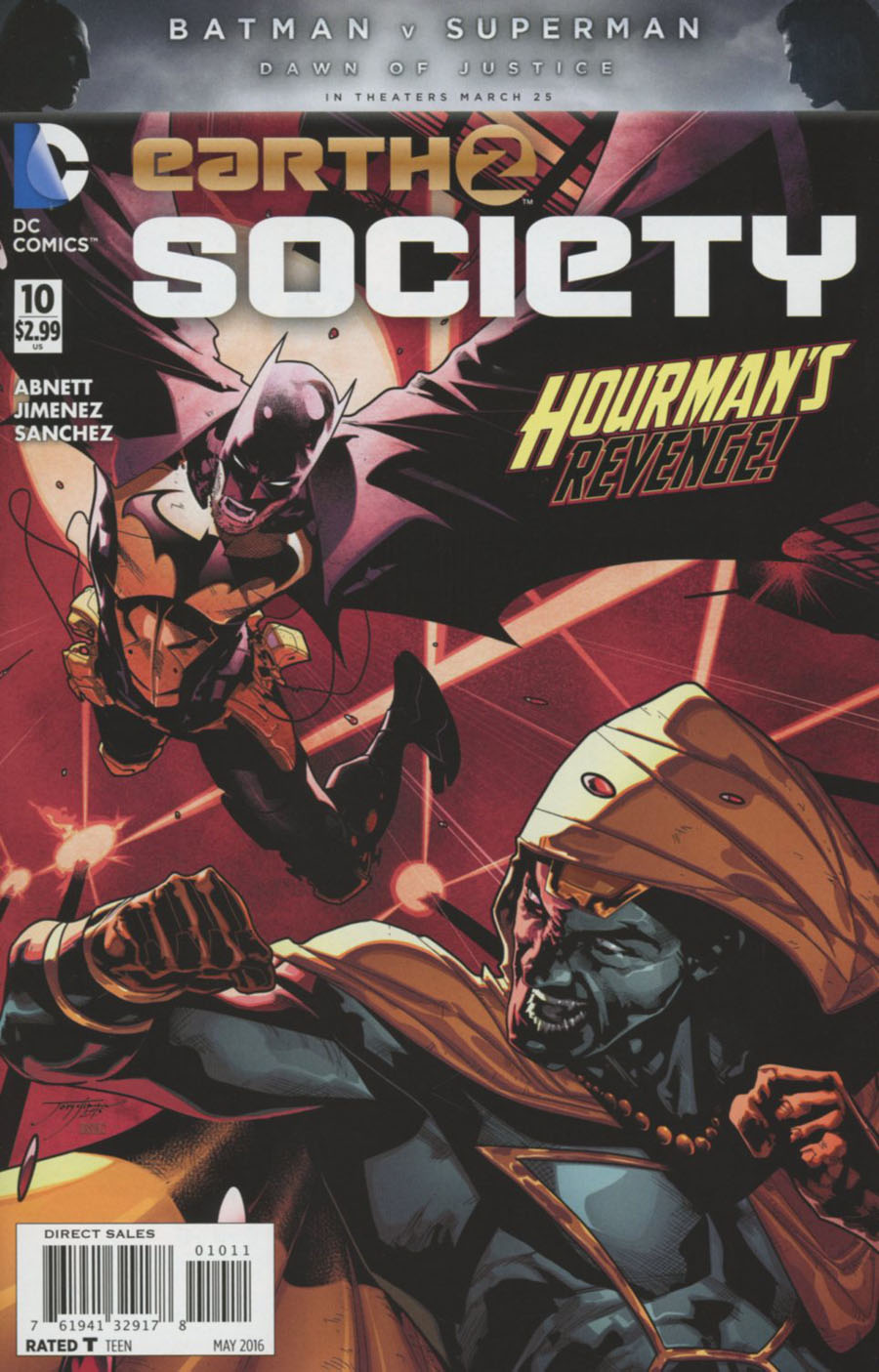 Earth 2: Society #10