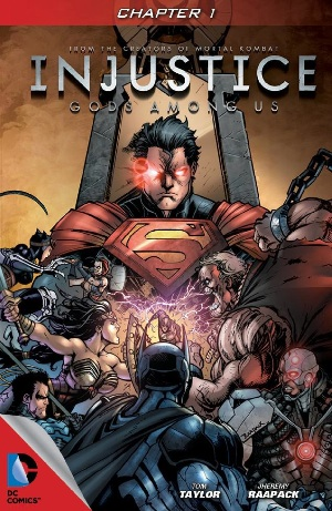 Injustice: Gods Among Us - Chapter #1