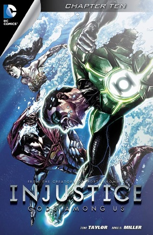 Injustice: Gods Among Us - Chapter #10