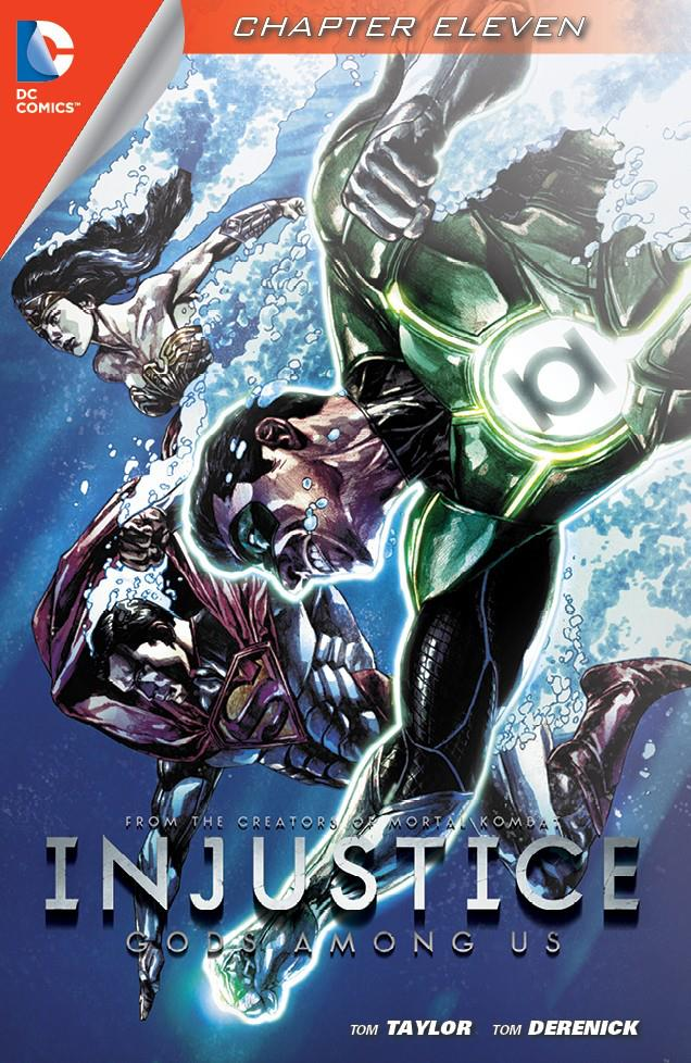 Injustice: Gods Among Us - Chapter #11