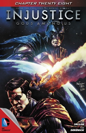 Injustice: Gods Among Us - Chapter #28