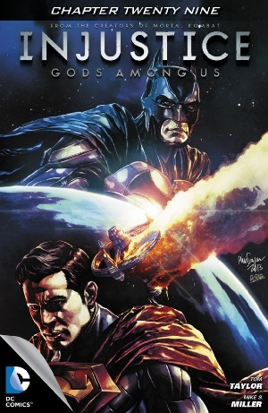 Injustice: Gods Among Us - Chapter #29
