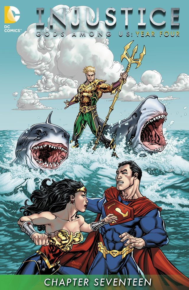 Injustice: Year Four - Chapter #17