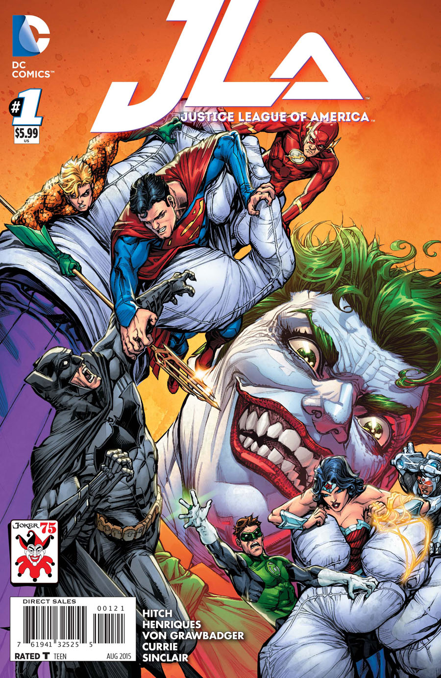 Justice League of America #1