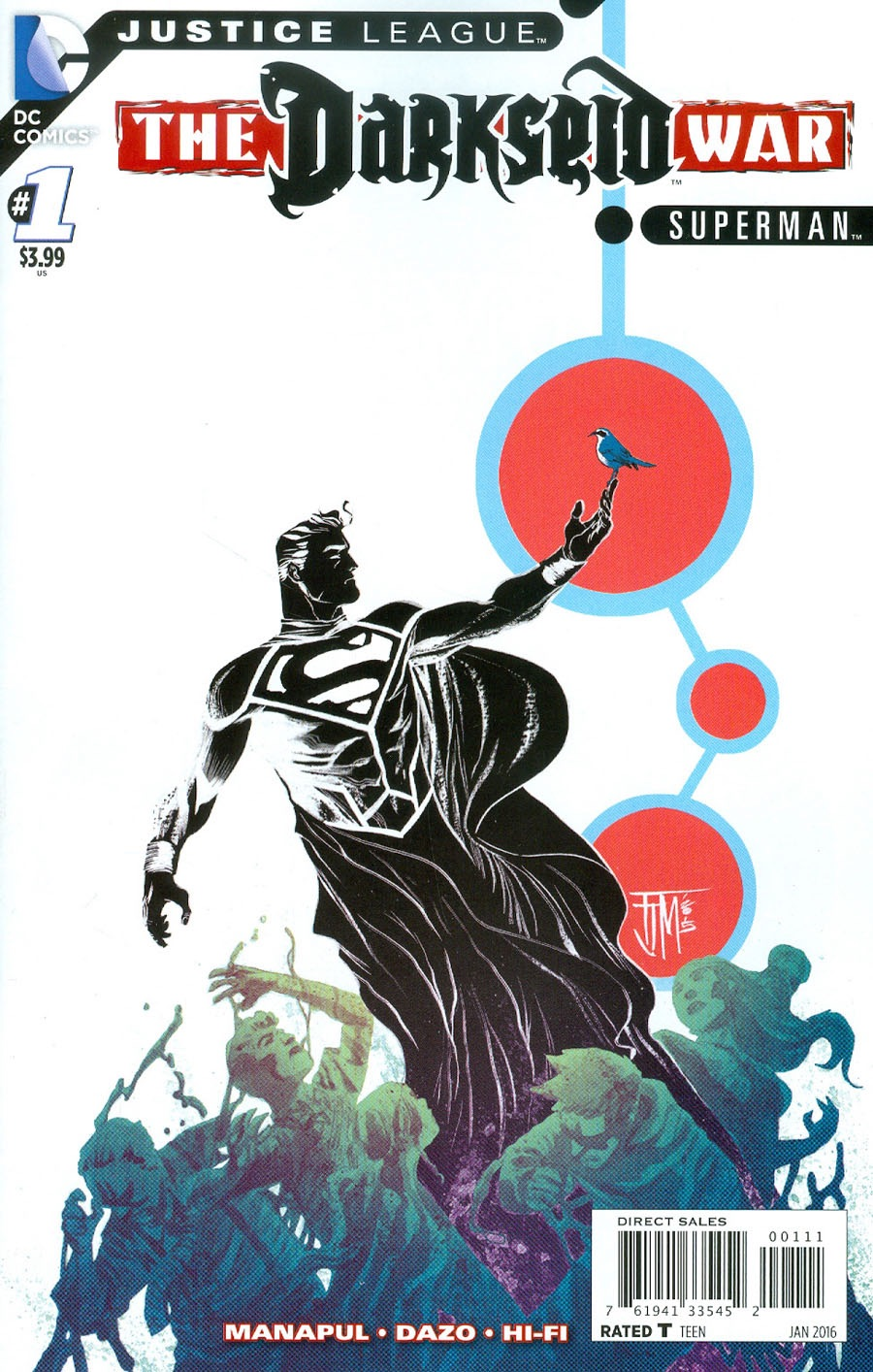 Justice League: Darkseid War - Superman #1