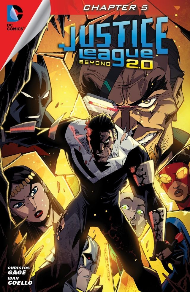 Justice League Beyond 2.0 - Chapter #5