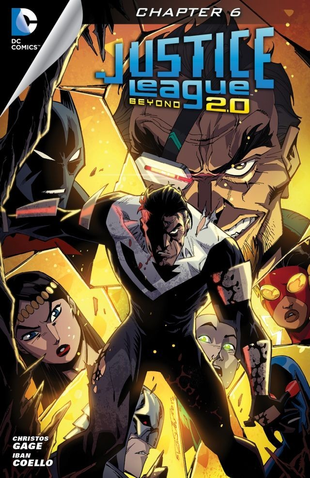 Justice League Beyond 2.0 - Chapter #6