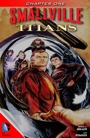 Smallville: Titans - Chapter #1