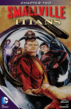 Smallville: Titans - Chapter #2