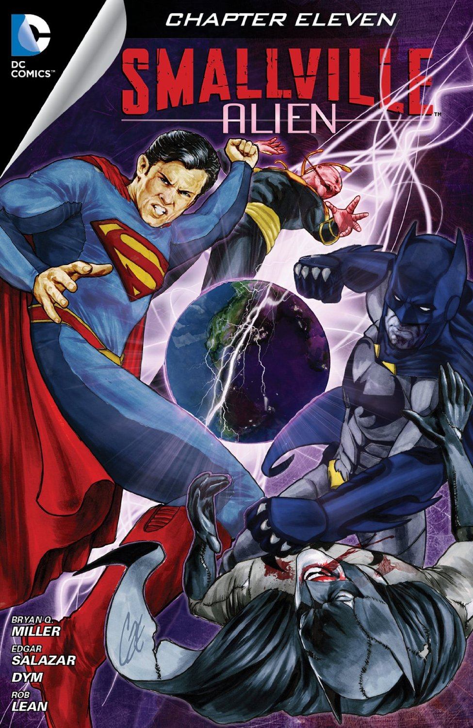 Smallville: Alien - Chapter #11