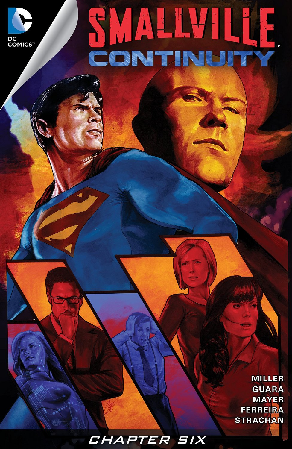 Smallville: Continuity - Chapter #6