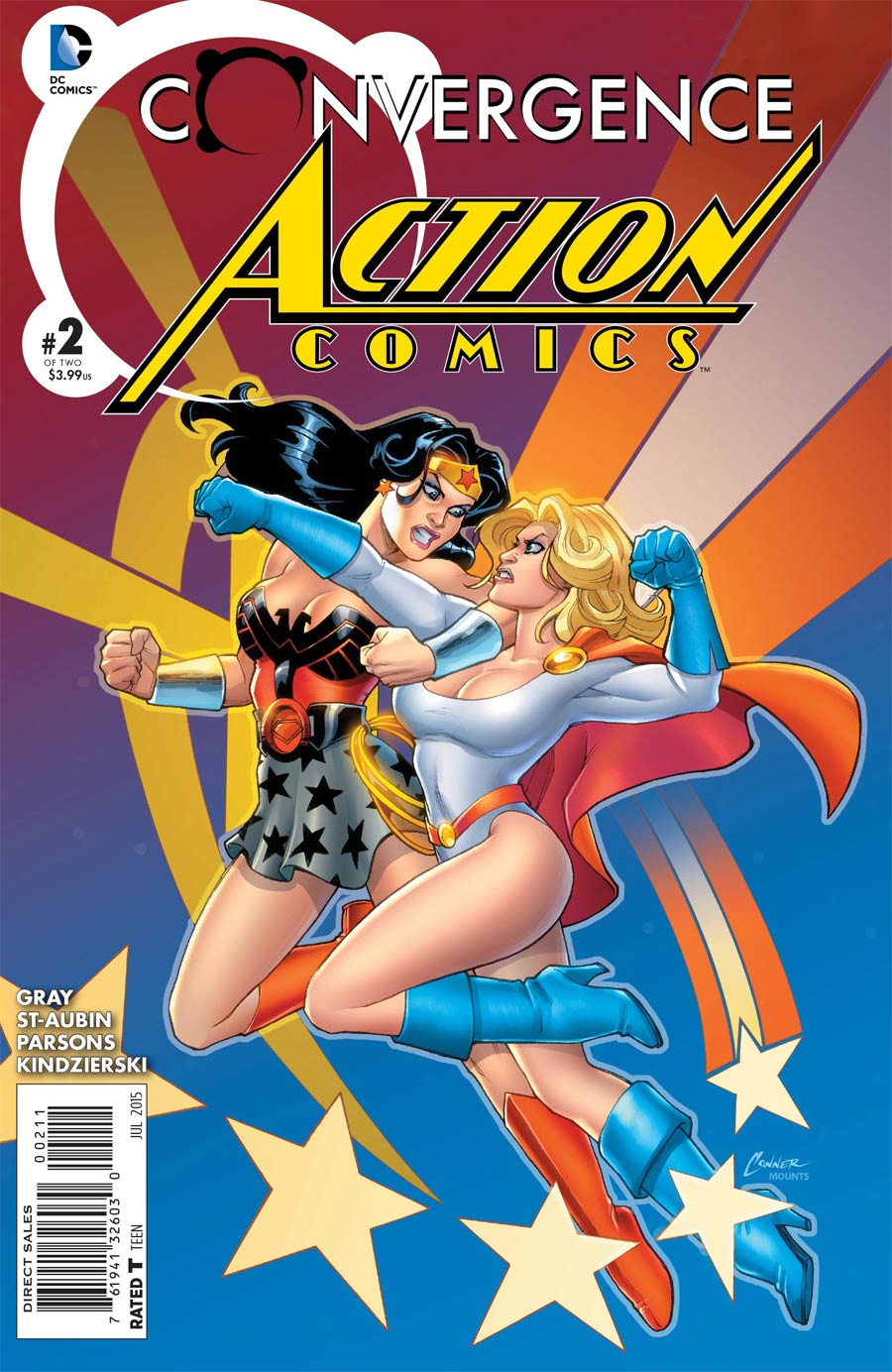 Convergence: Action Comics #2