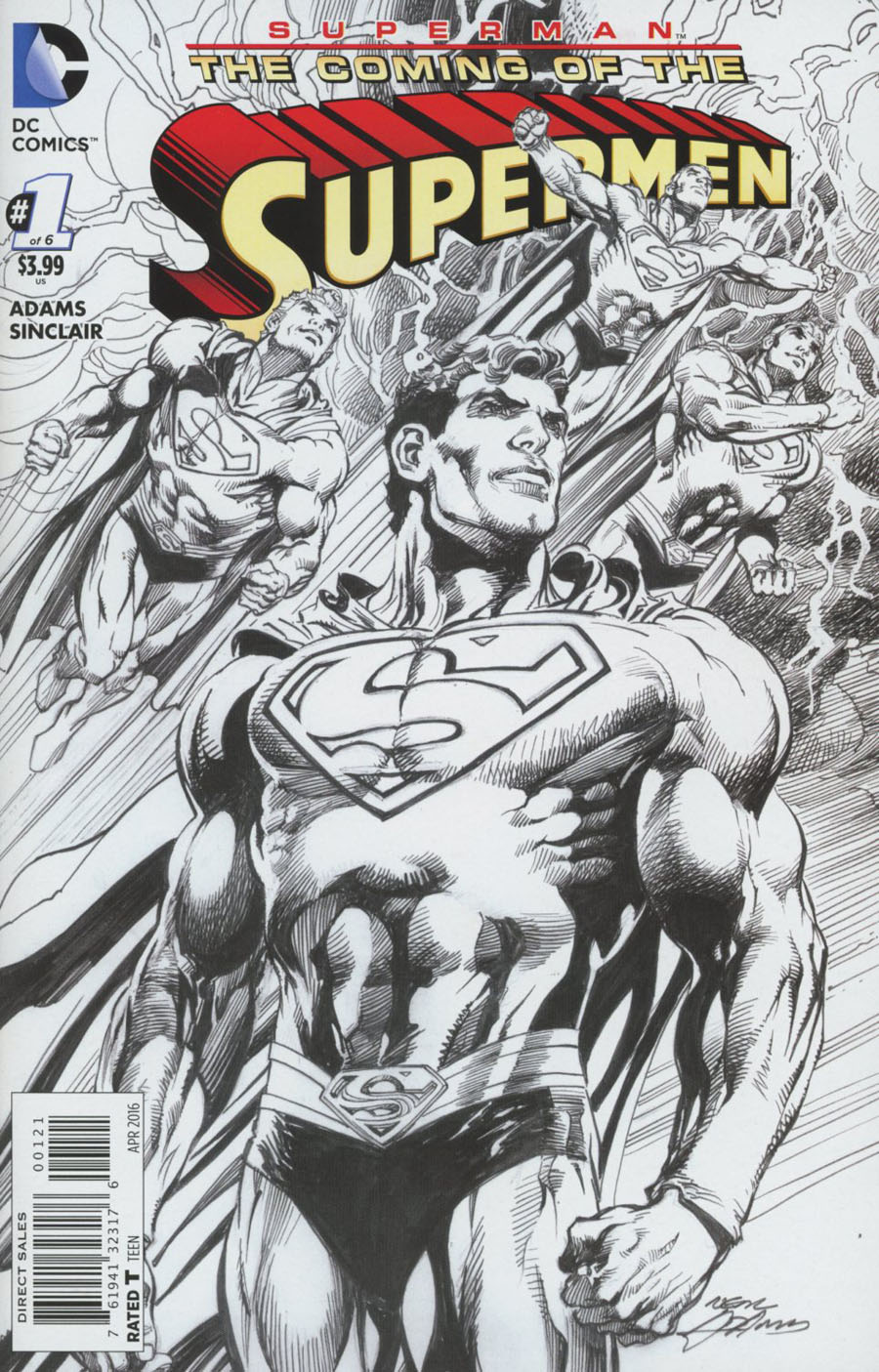 Superman: Coming of the Supermen #1