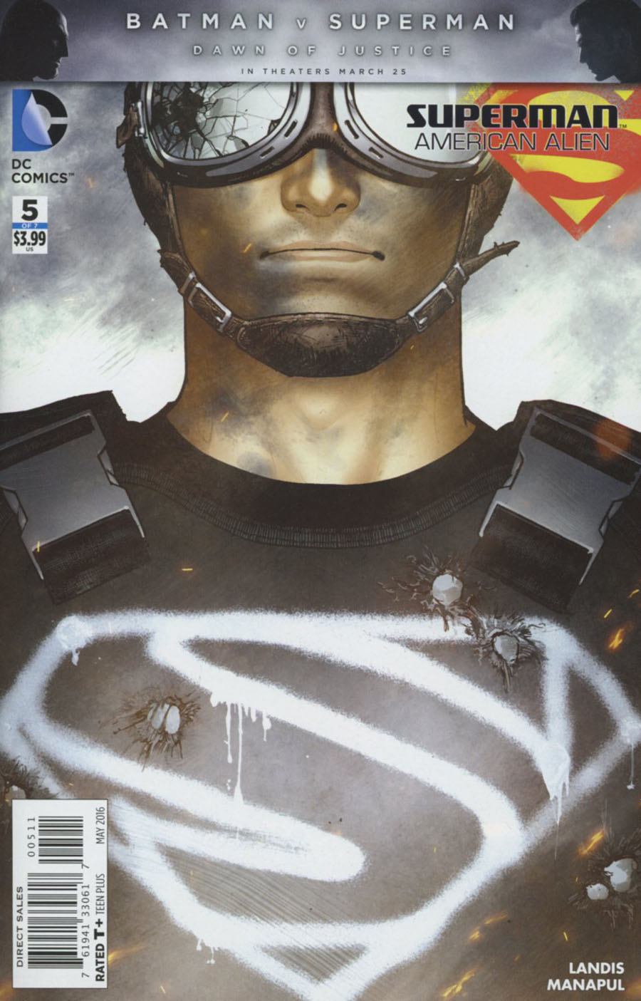 Superman: American Alien #5