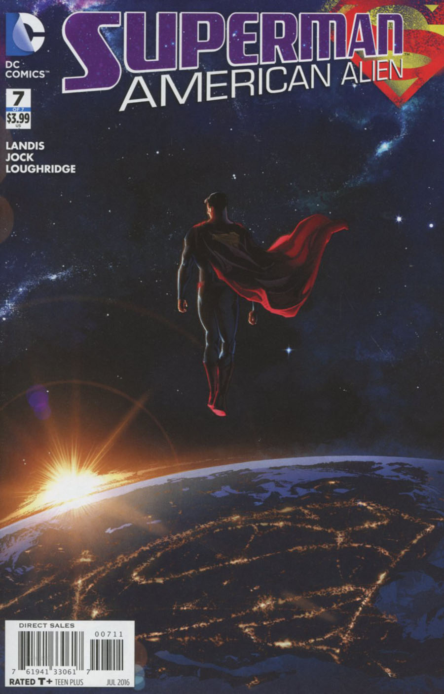 Superman: American Alien #7