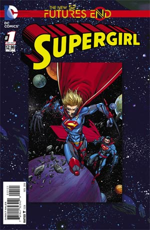 Supergirl: Futures End #1