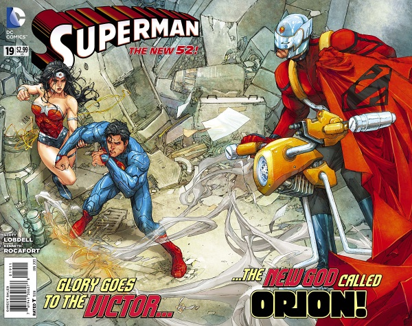 By Ken Levine Wonder Woman My Review: Superman Homepage