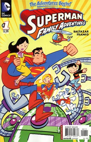 Superman Family Adventures #1