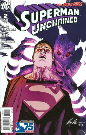 Superman Unchained - Chapter #2