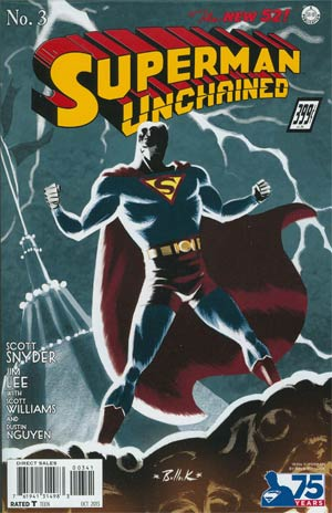 Superman Unchained - Chapter #3