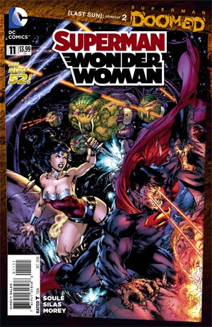 Superman/Wonder Woman #11