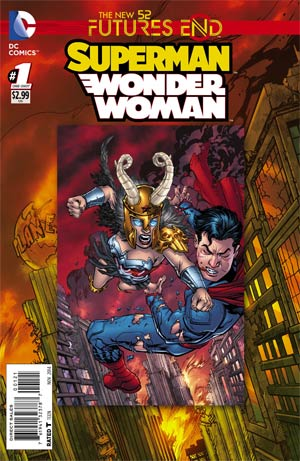 Superman/Wonder Woman: Futures End #1