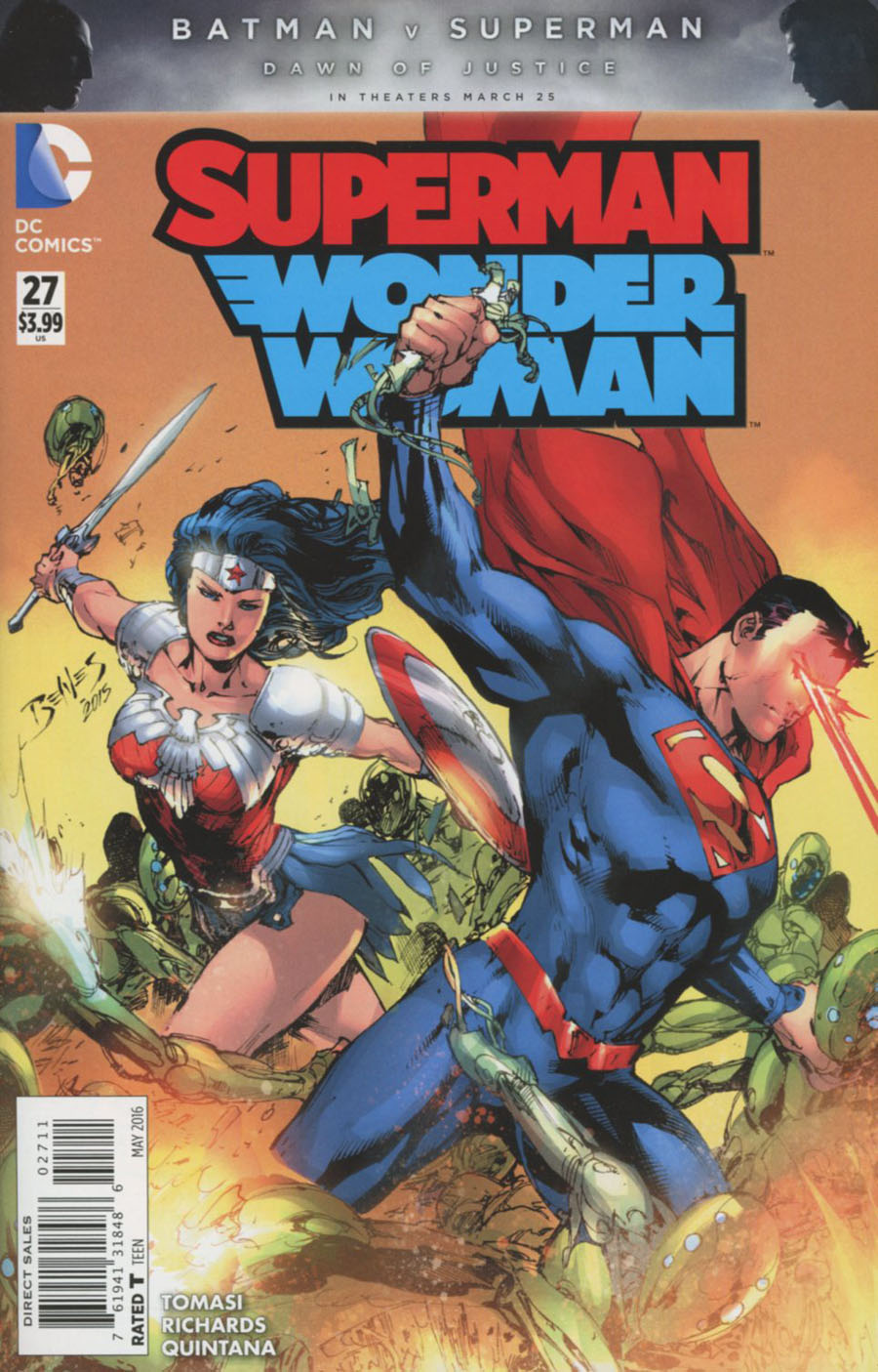 Superman/Wonder Woman #27