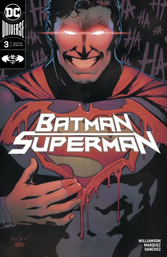 Batman/Superman #3