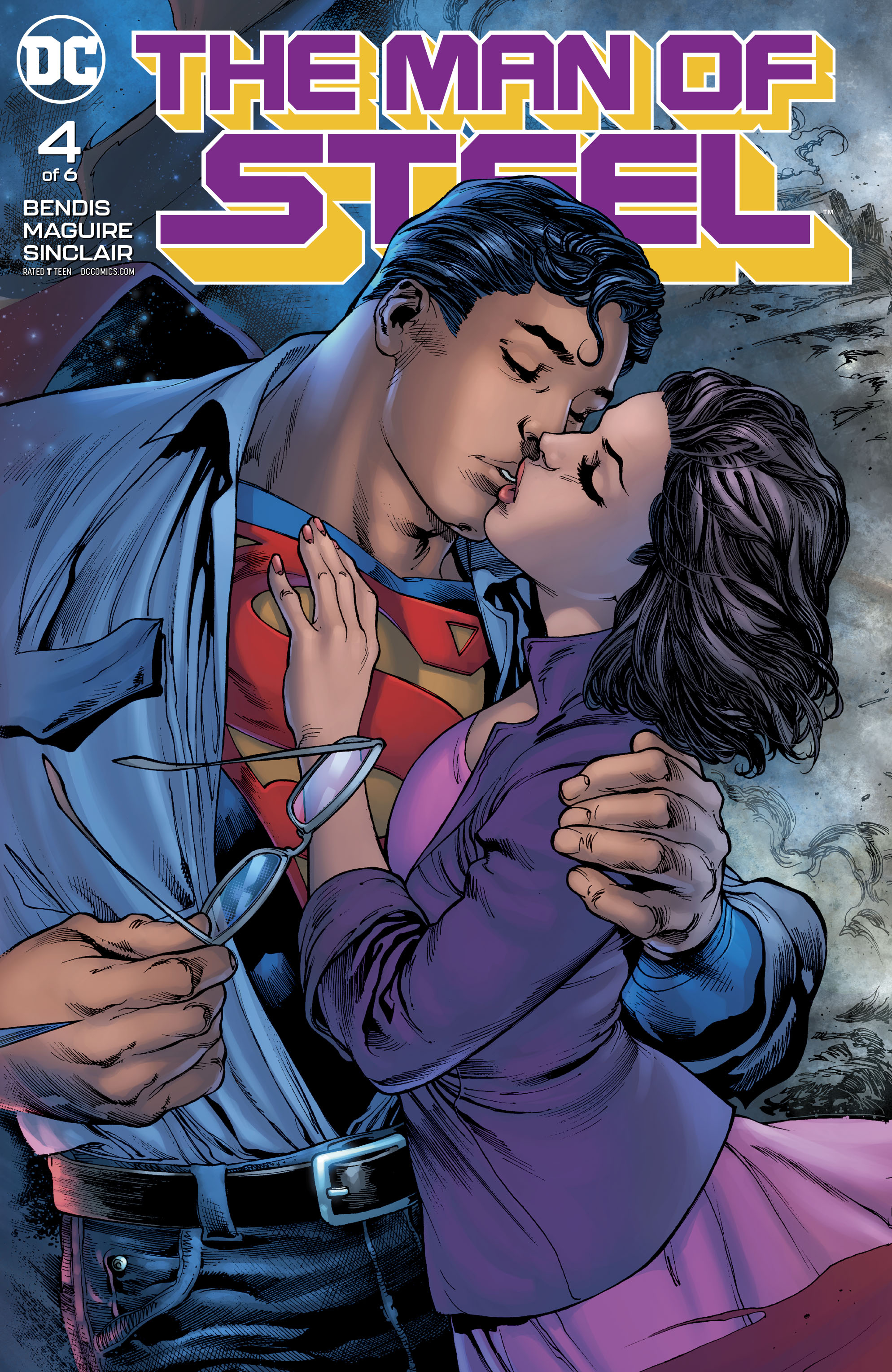The Man of Steel #4