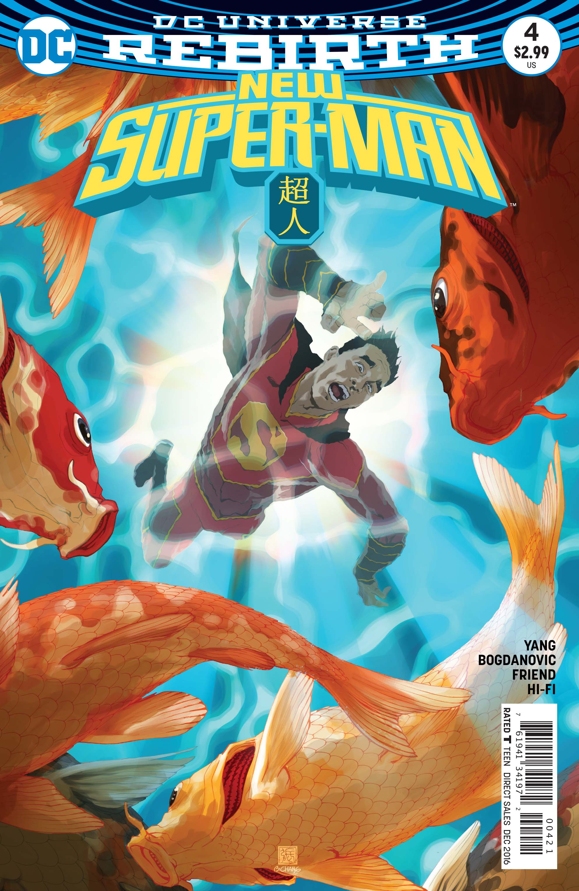 New Super-Man #4
