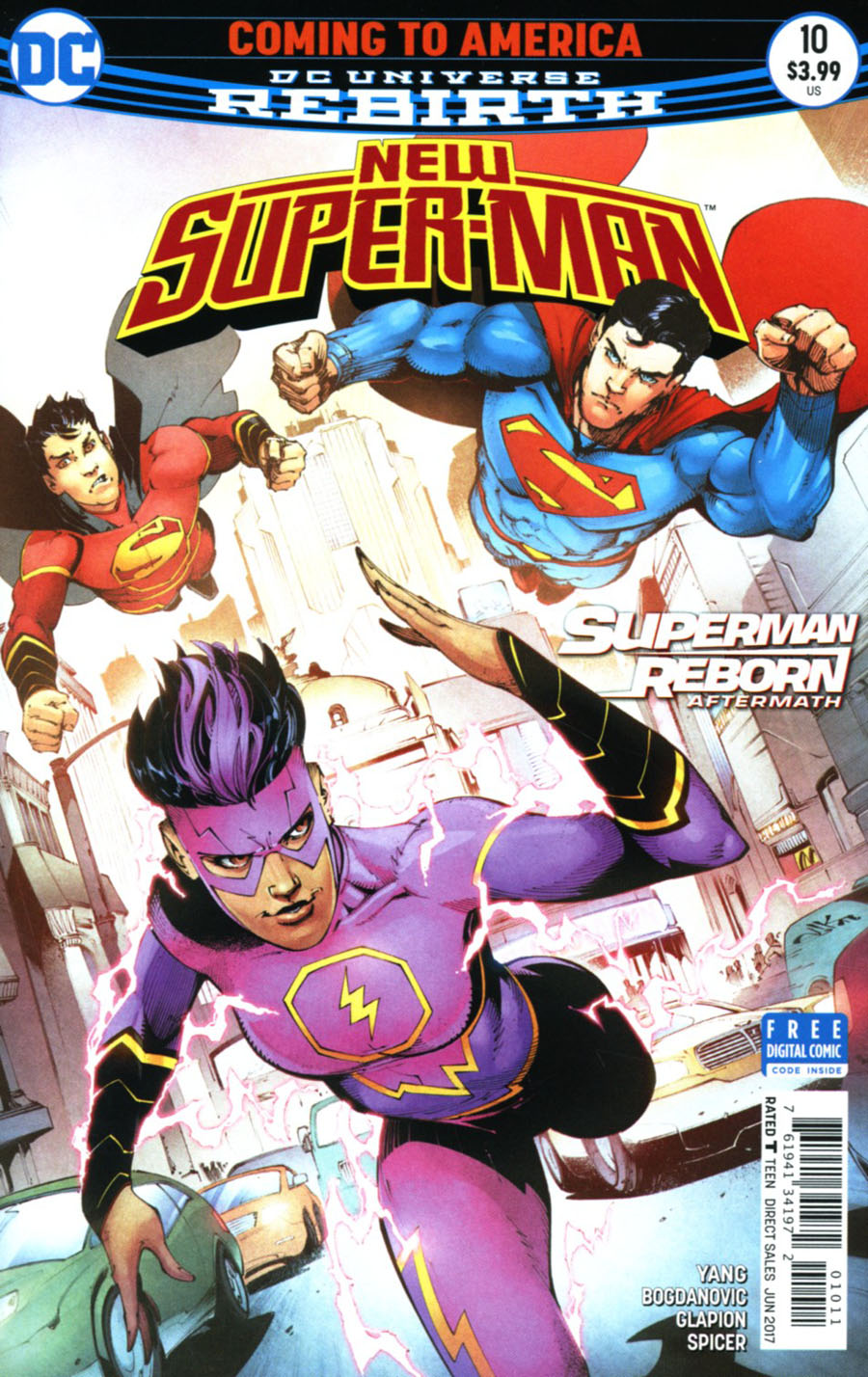 New Super-Man #10