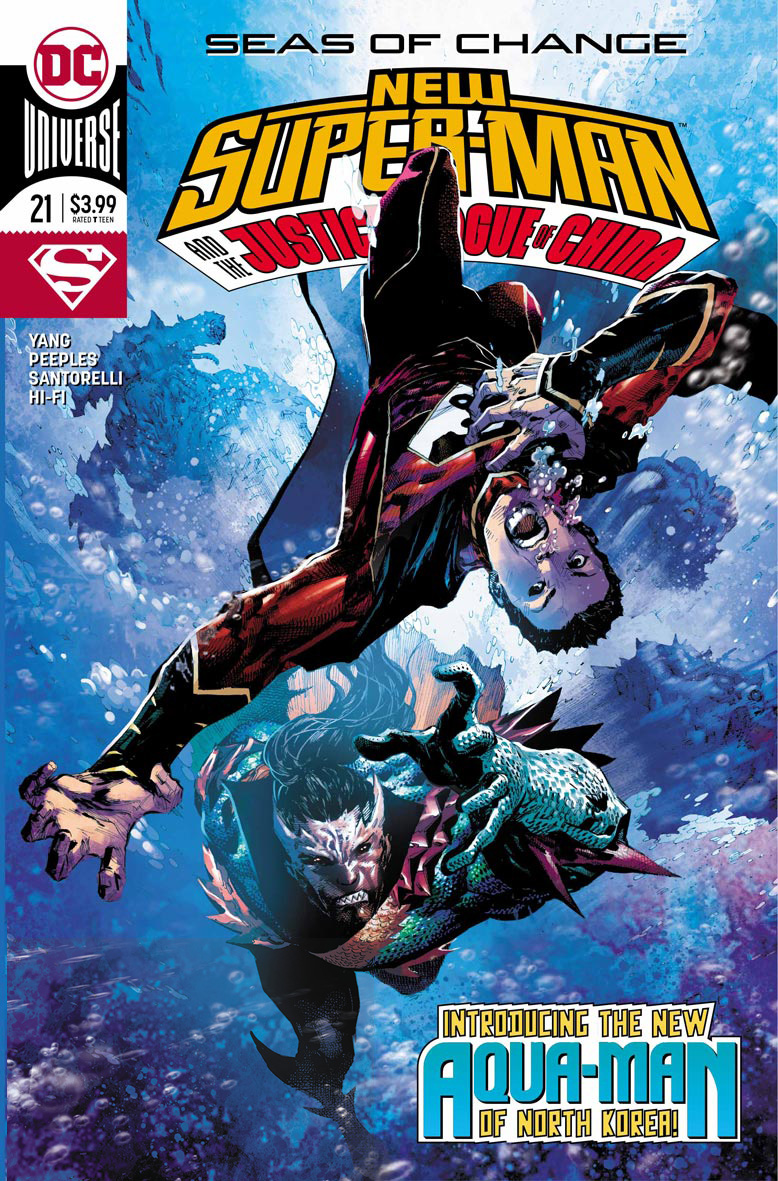 New Super-Man #21