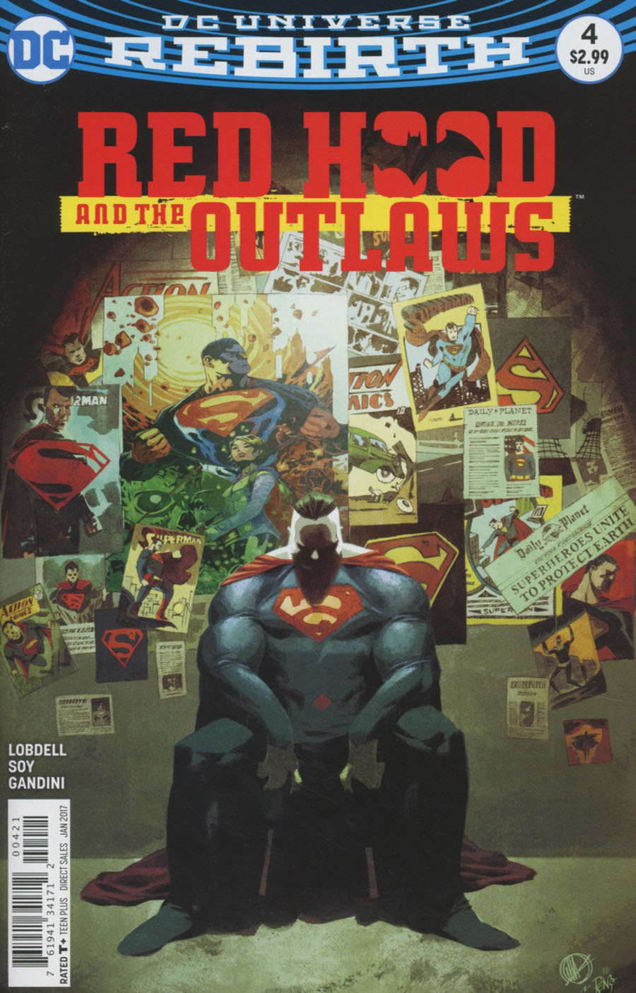 Red Hood & The Outlaws #4