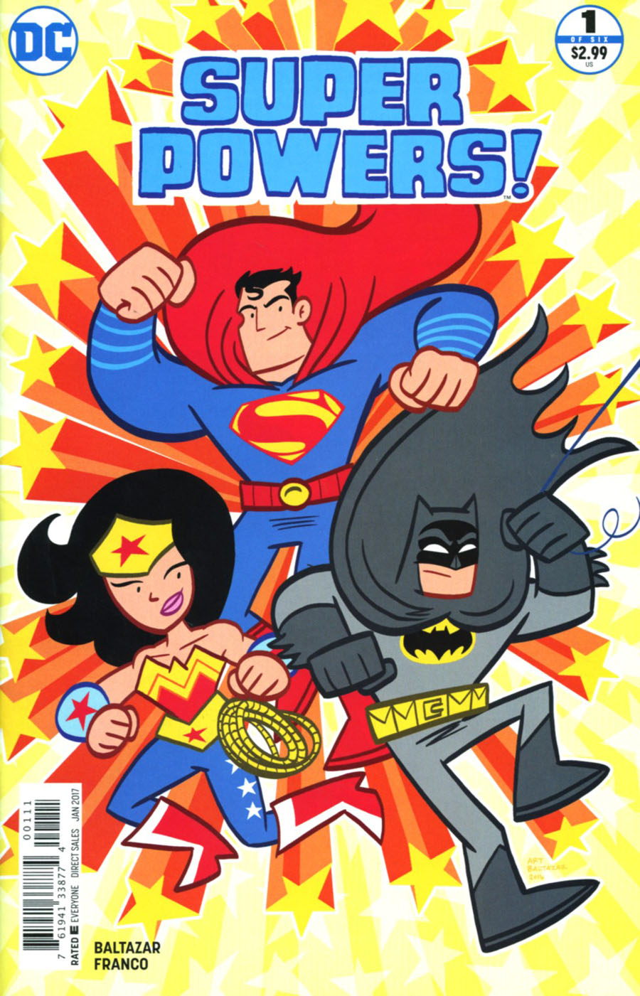 Super Powers #1