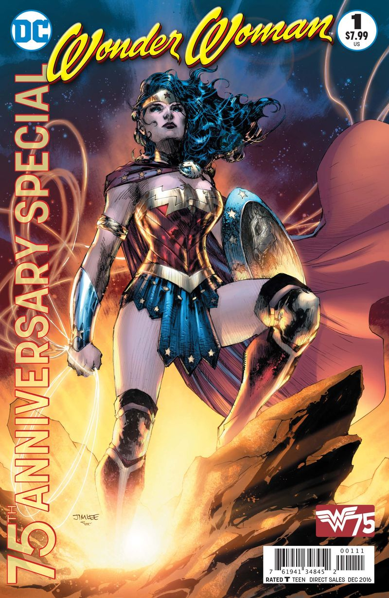 Wonder Woman 75th�Anniversary Special #1