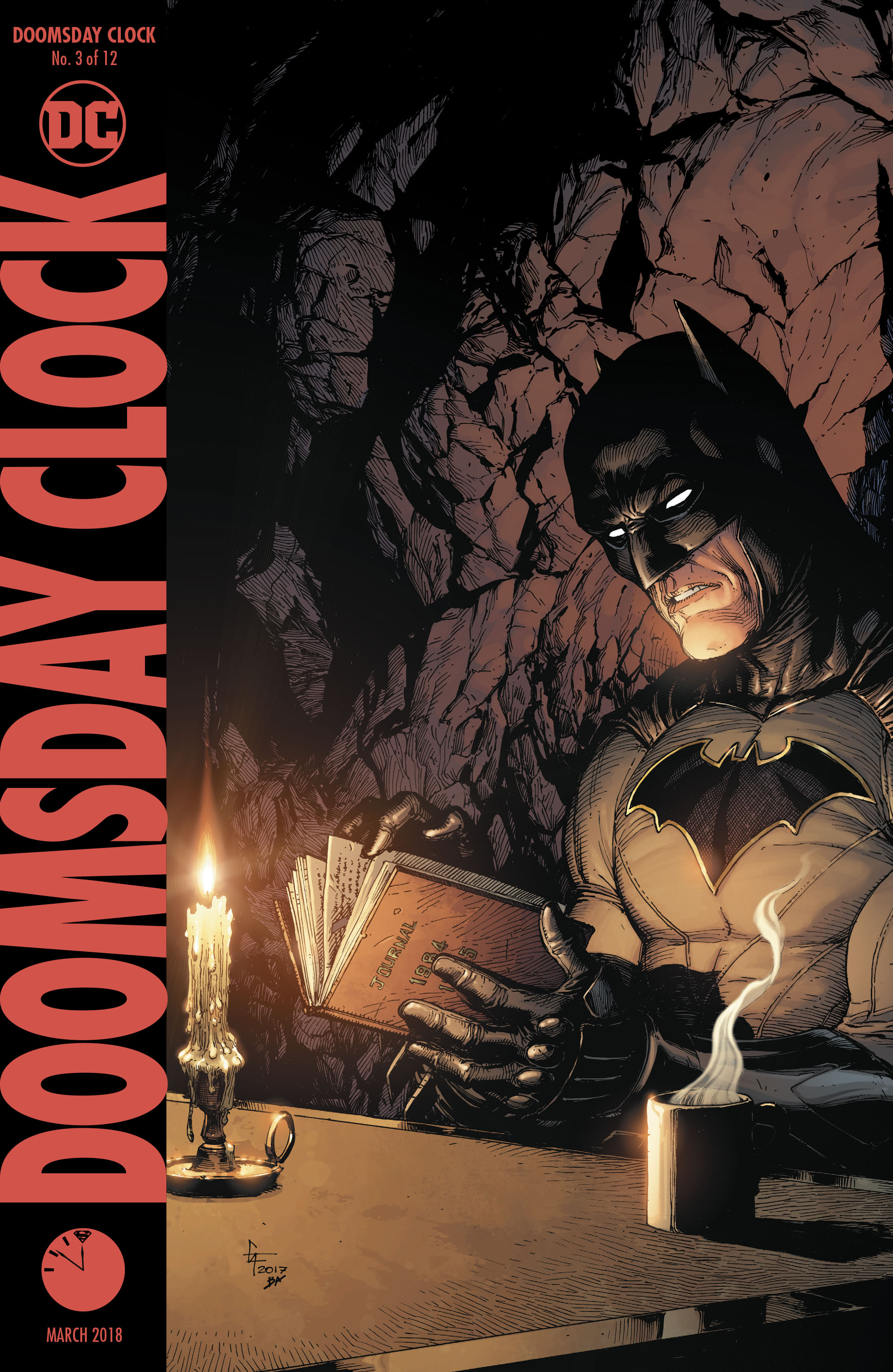 Doomsday Clock #3