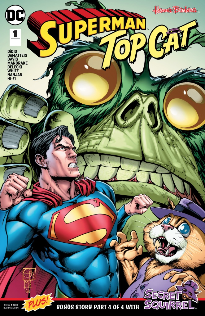 Superman/Top Cat Special #1