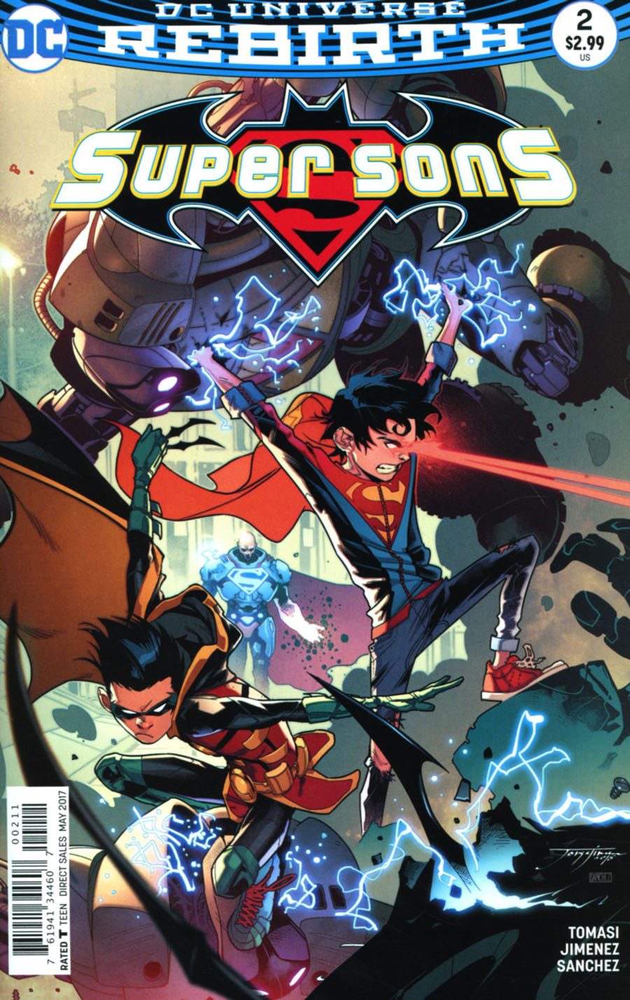 Super Sons #2
