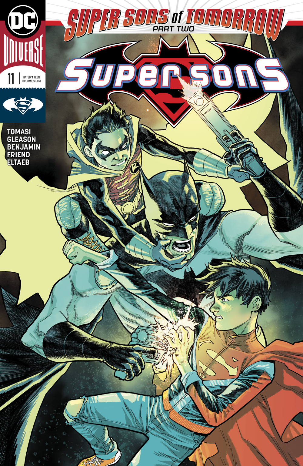 Super Sons #11